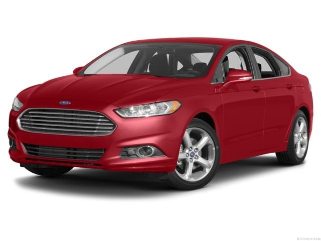Proud new Ford Fusion dealer Crossville TN