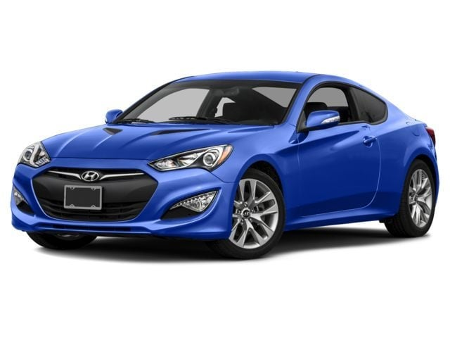 2016 Hyundai Genesis Luxury  Coupe