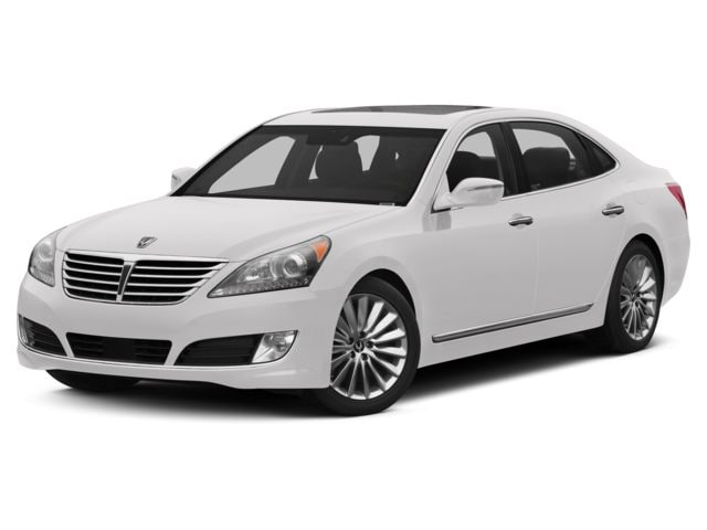 2016 Hyundai Equus Sedan