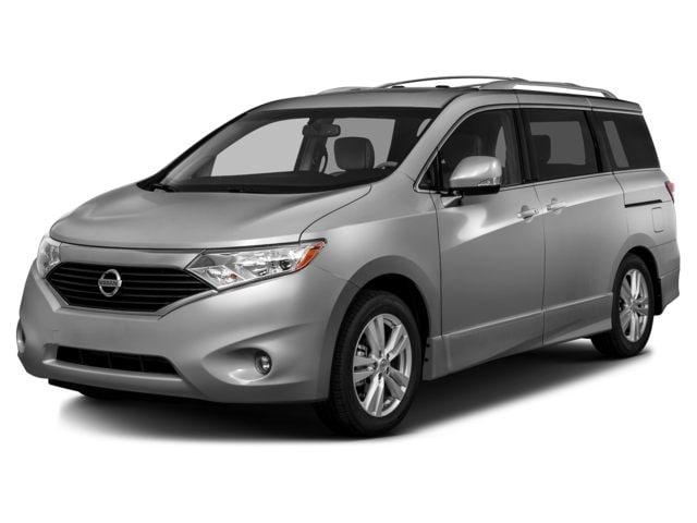 2016 Nissan Quest Van