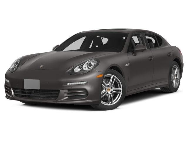 2016 Porsche Panamera Hatchback