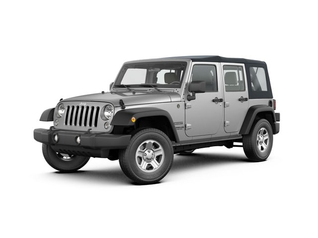 2017 Jeep Wrangler Unlimited SUV