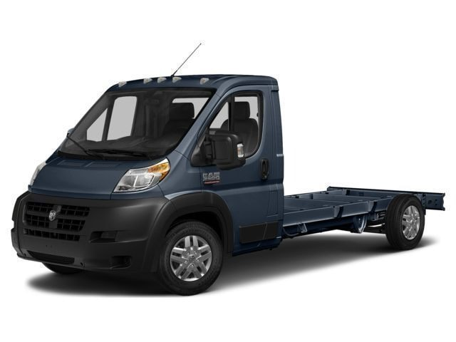 2017 Ram ProMaster 3500 Cab Chassis Camión