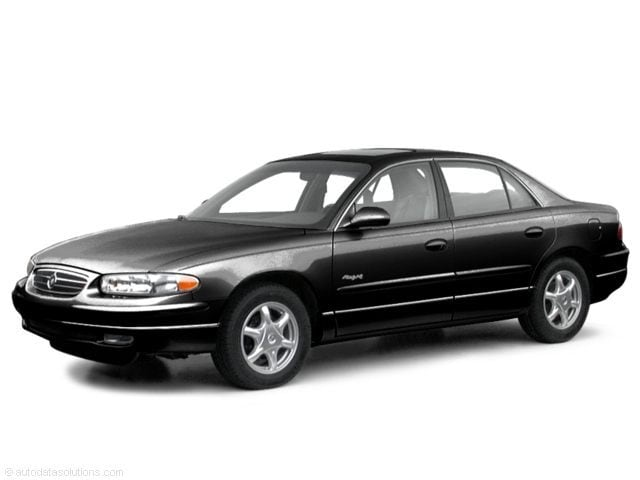 2000 Buick Regal Sedan