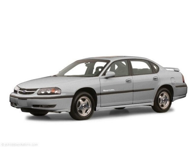 Used 2001 Chevrolet Impala LS Sedan near Jersey City