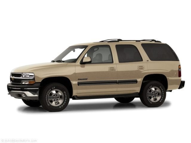 Used 2001 Chevrolet Tahoe SUV Houston