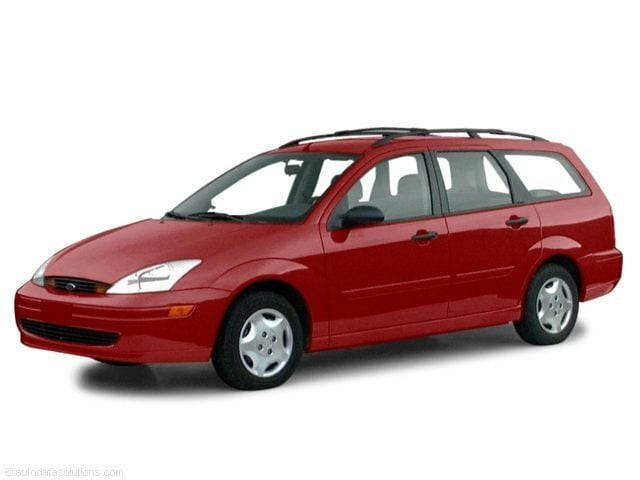 2001 Ford Focus 4d Wagon SE