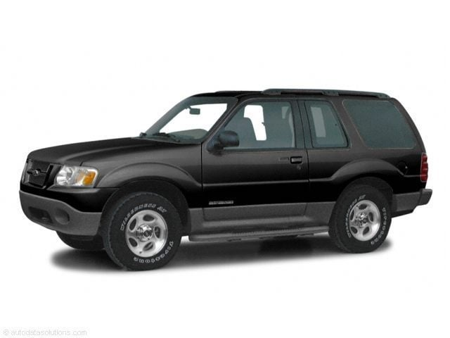 Used 2001 Ford Explorer Sport Base SUV near Allentown