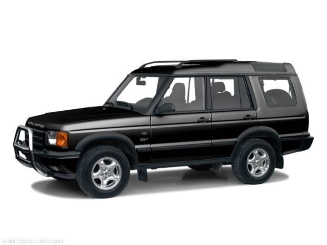 2001 Land Rover Discovery Series II SE 7 Passenger SUV