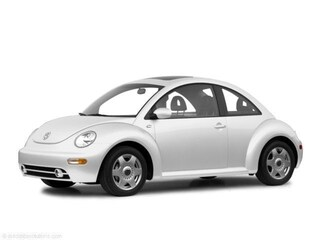 Bargain 2001 Volkswagen New Beetle GLS Hatchback K2058A in Boston, MA