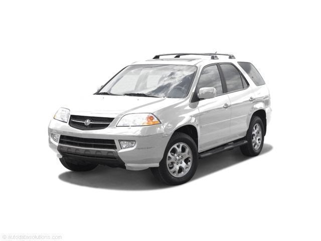 Used 2002 Acura MDX Touring Pkg 4dr SUV SUV in Houston