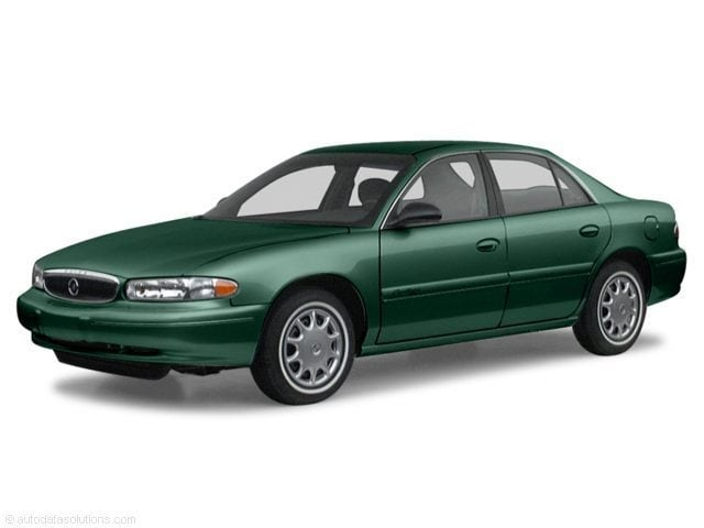 Used 2002 Buick Century Sedan in the Greater St. Paul & Minneapolis Area