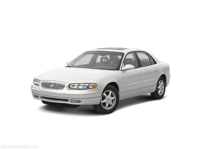 2002 Buick Regal 4d Sedan LS