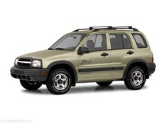 Used 2002 Chevrolet Tracker Hard Top Base SUV in Thomasville, GA