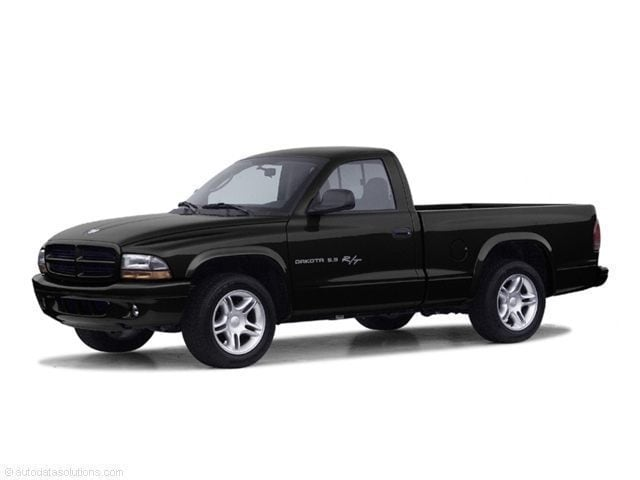 2002 Dodge Dakota Sport Truck Regular Cab
