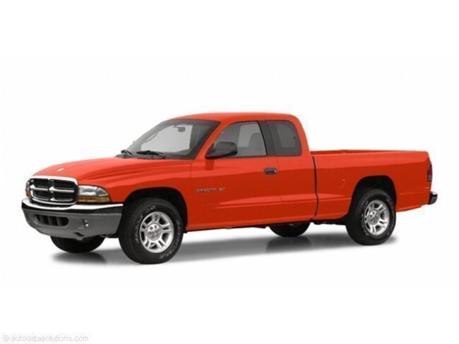 2002 Dodge Dakota SLT Club Cab SLT SB