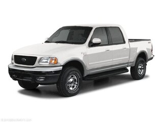2002 Ford F-150 Crew Cab Short Bed Truck in Coon Rapids, IA