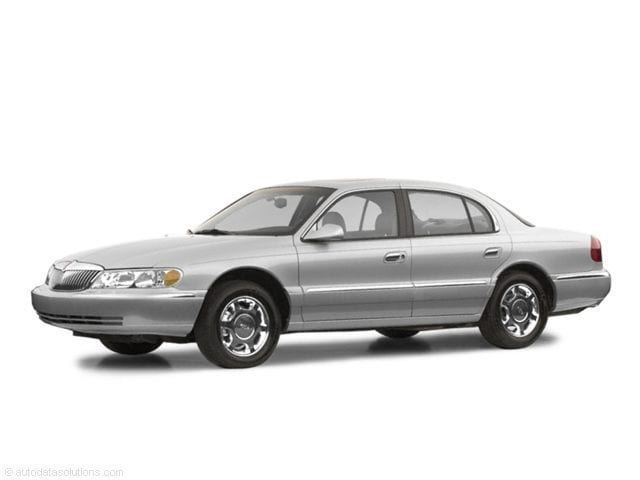Used 2002 Lincoln Continental Sedan in Ocala
