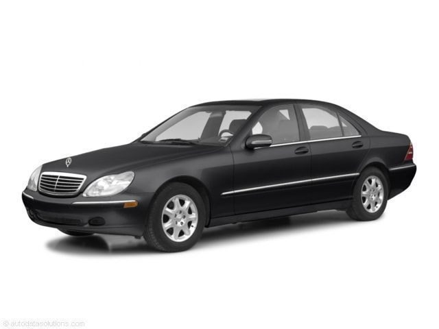 2002 Mercedes-Benz S-Class Base Sedan