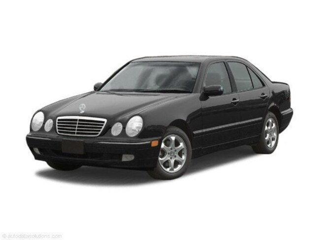 2002 Mercedes-Benz E-Class E430 Sedan