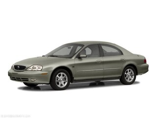 2002 Mercury Sable LS Premium 4dr Car