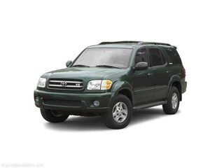 Used 2002 Toyota Sequoia Limited V8 SUV for sale in Nampa, Idaho