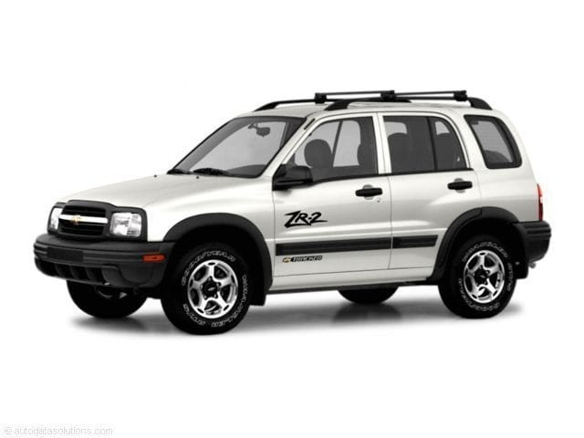 2003 Chevrolet Tracker Hard SUV