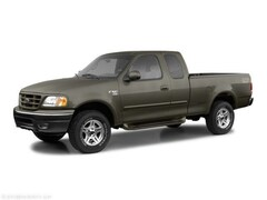 2003 Ford F-150 Flareside XLT Supercab Flareside 139 XLT
