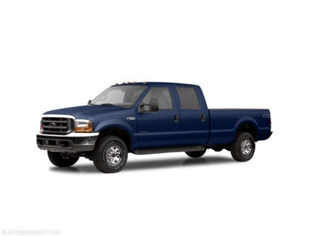 2003 Ford F-350 Truck Crew Cab