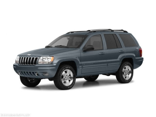 Used 2003 Jeep Grand Cherokee Sport Utility in the Greater St. Paul & Minneapolis Area