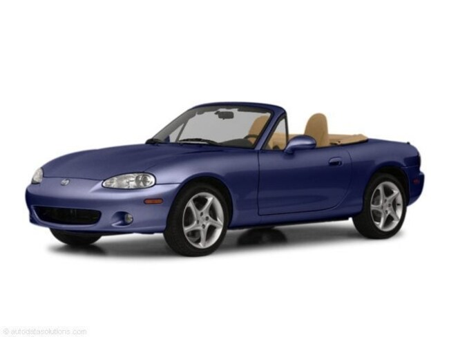 2003 Mazda MX-5 Miata Base Convertible