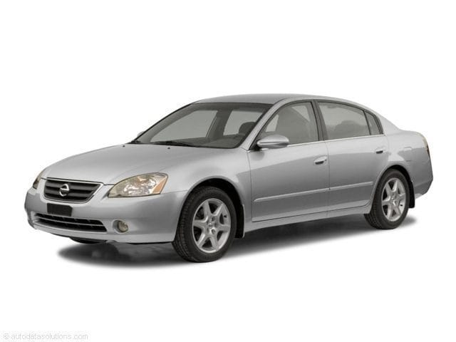 2003 Nissan Altima 2.5 SL Sedan