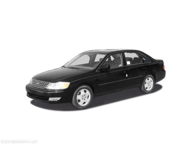 2003 Toyota Avalon XLS w/Bucket Seats Sedan