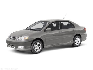 Used 2003 Toyota Corolla S Car for sale in Indianapolis, IN