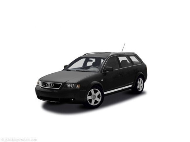 Used 2004 Audi allroad 5DR AVT QTR ATT Sport Utility for sale near Jersey City