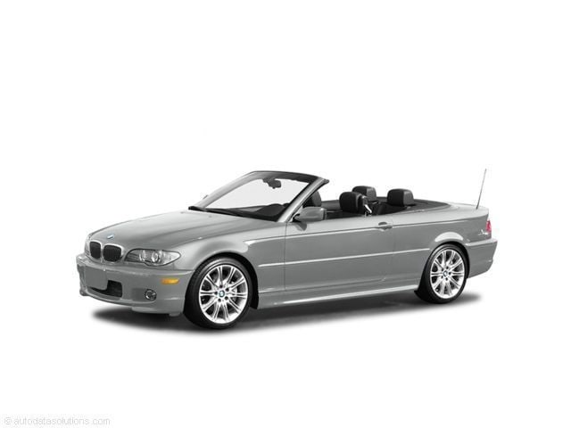 2004 BMW 325Ci Convertible