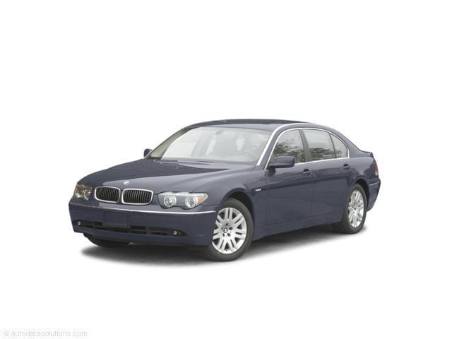 Used 2004 BMW 745Li 745Li  4dr Sdn Sedan in Houston