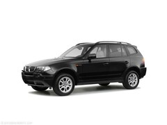 Used Vehicles 2004 BMW X3 2.5i SUV WBXPA73424WC35107 in Kahului, HI