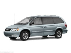 2004 Chrysler Town & Country Limited Van LWB Passenger Van for sale in Springfield, VT