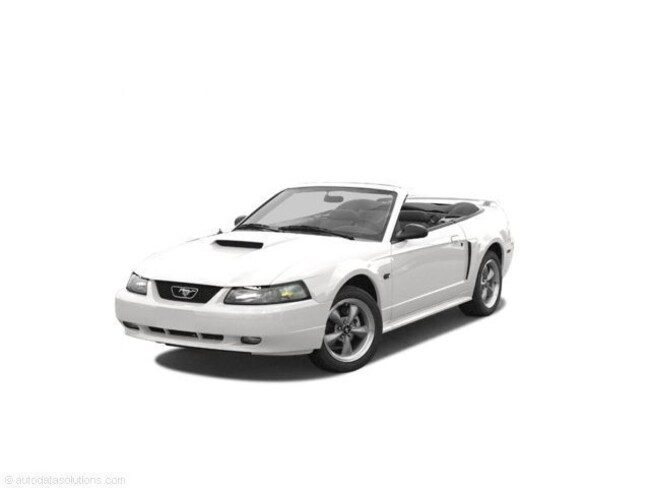 2004 Ford Mustang Premium Sporty Car