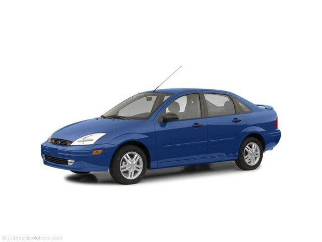 Used 2004 Ford Focus SE Sedan for sale near Jersey City