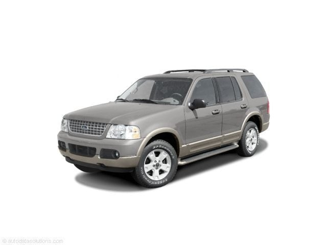 Used 2004 Ford Explorer XLS SUV Houston