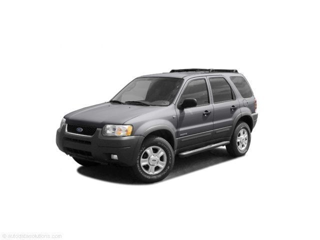 2004 Ford Escape XLT Sport Utility