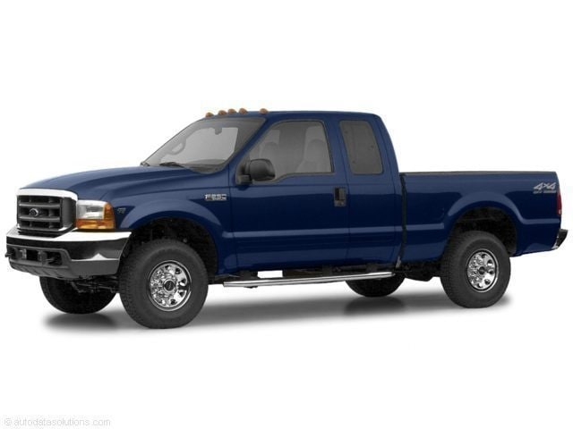 2004 Ford F-250 Truck Super Cab