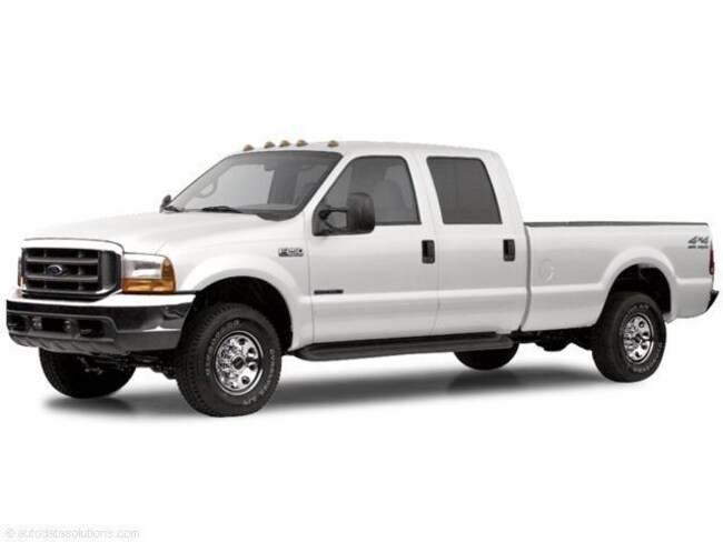 Used 2004 Ford F-250 Truck Crew Cab in Osseo, WI