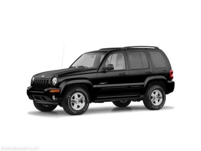 Used 2004 Jeep Liberty Sport SUV in Muskegon, MI