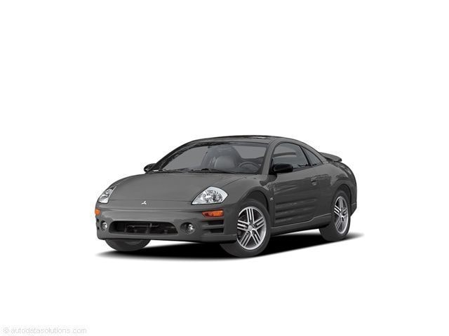 2004 Mitsubishi Eclipse RS Car