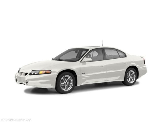 2004 Pontiac Bonneville SE Sedan