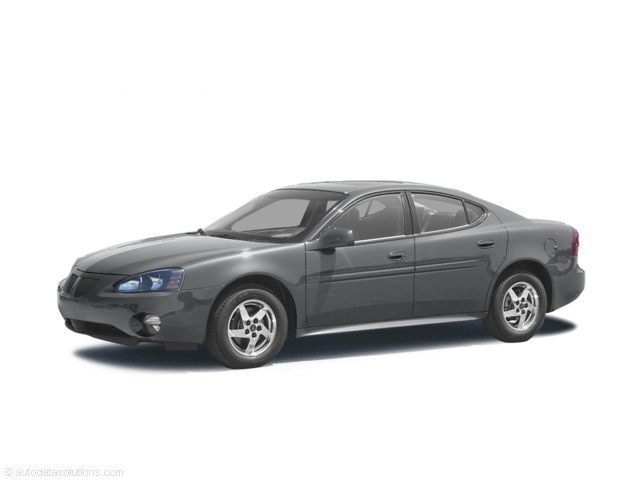 in Broken Arrow, OK 2004 Pontiac Grand Prix GT2 Sedan Used