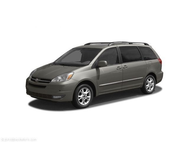 2004 Toyota Sienna CE w/8 Pass. Seating Van